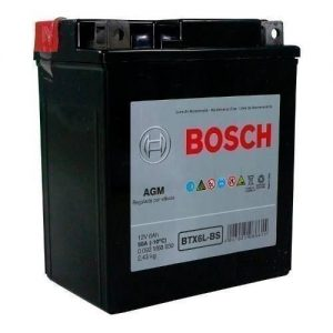 Bateria Moto Bosch BTX6L-BS