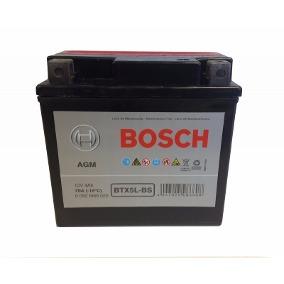 Bateria Moto Bosch BTZ5L-BS