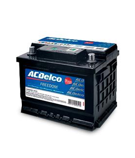 Bateria Automotiva AC Delco 60AH