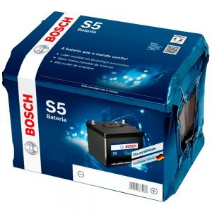 Bateria Automotiva Bosch S5 50AH