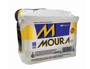 Bateria Automotiva Moura 48AH