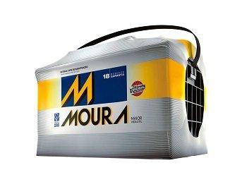 Bateria Automotiva Moura 90AH