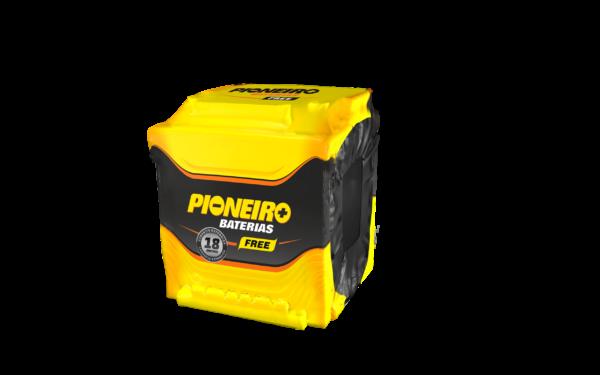 Bateria Automotiva Pioneiro 42AH Caixa Alta
