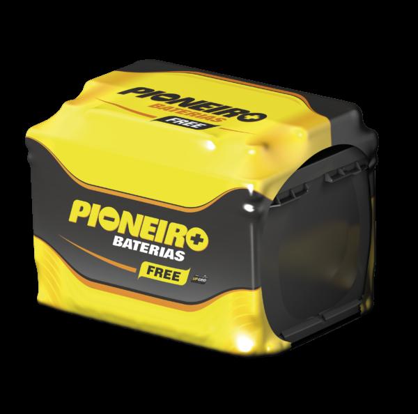 Bateria Automotiva Pioneiro 60AH Caixa Alta