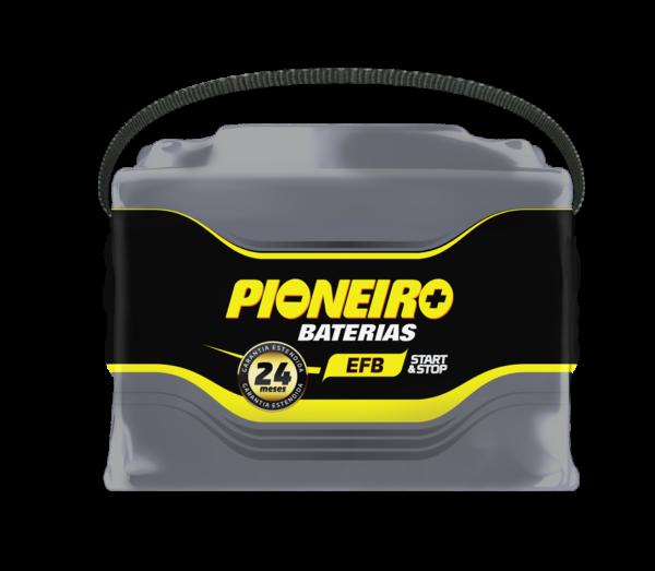 Bateria Automotiva Pioneiro 72AH EFB