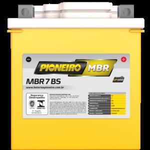 Bateria de Moto Pioneiro MBR 7-BS