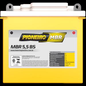Bateria de Moto Pioneiro 5,5-BS