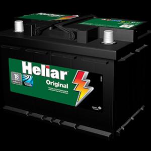 Bateria Automotiva Heliar 70AH