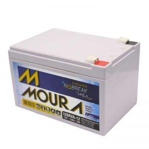 Bateria Estacionária Moura 12MVA 12AH