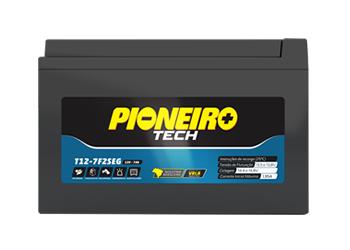 Bateria Pioneiro 7F2