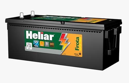 Bateria Automotiva Heliar 180AH